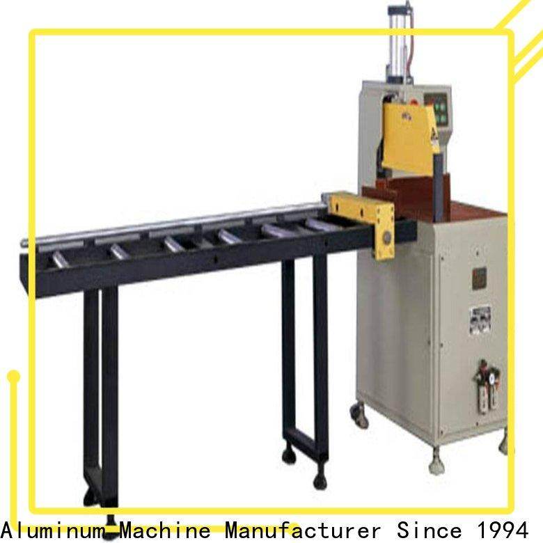 stable cutting machine price aluminum for aluminum curtain wall in workshop