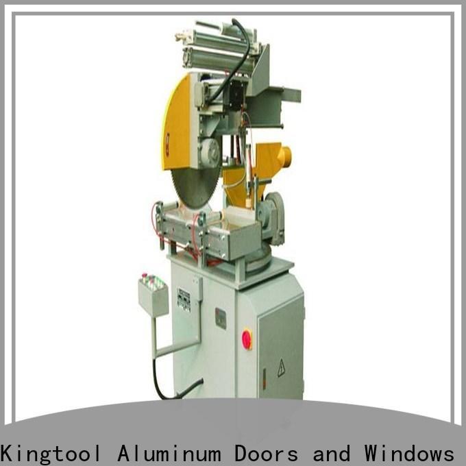 durable metal cutting machine aluminum for aluminum curtain wall in factory