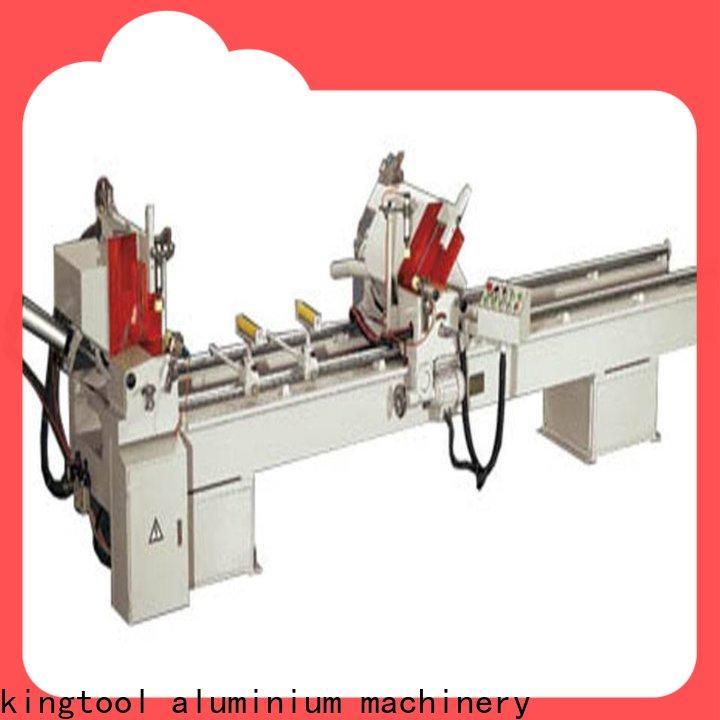 best automatic aluminium cutting machine window for plastic profile in factory