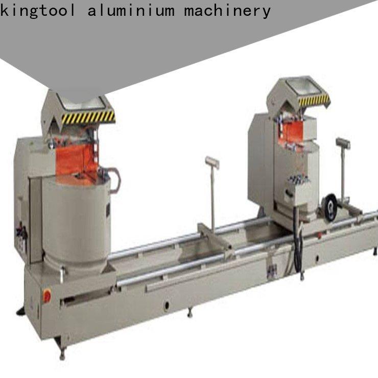 kingtool aluminium machinery best-selling core cutting machine for heat-insulating materials in workshop