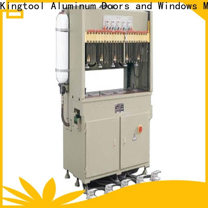 precise aluminum hole punching machine aluminum with cheap price for milling