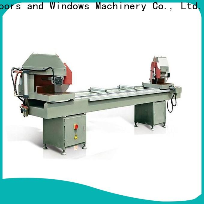 stable cnc machine price cnc for plastic profile in plant