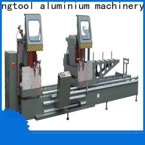kingtool aluminium machinery stable aluminum cutting machine for heat-insulating materials in factory