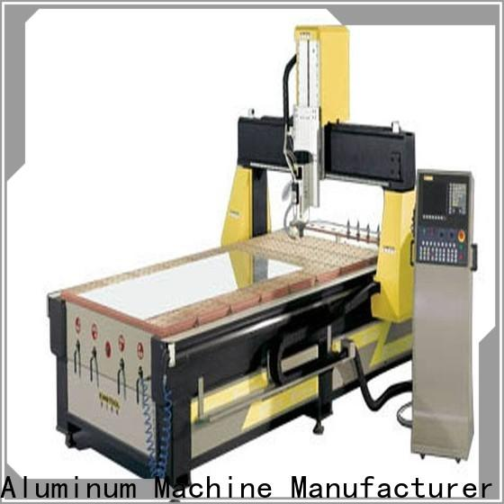 kingtool aluminium machinery drilling 4 axis cnc router with good price for engraving