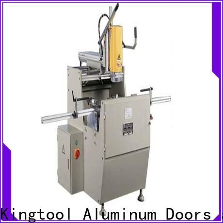 kingtool aluminium machinery accurate copy router machine producer for tapping