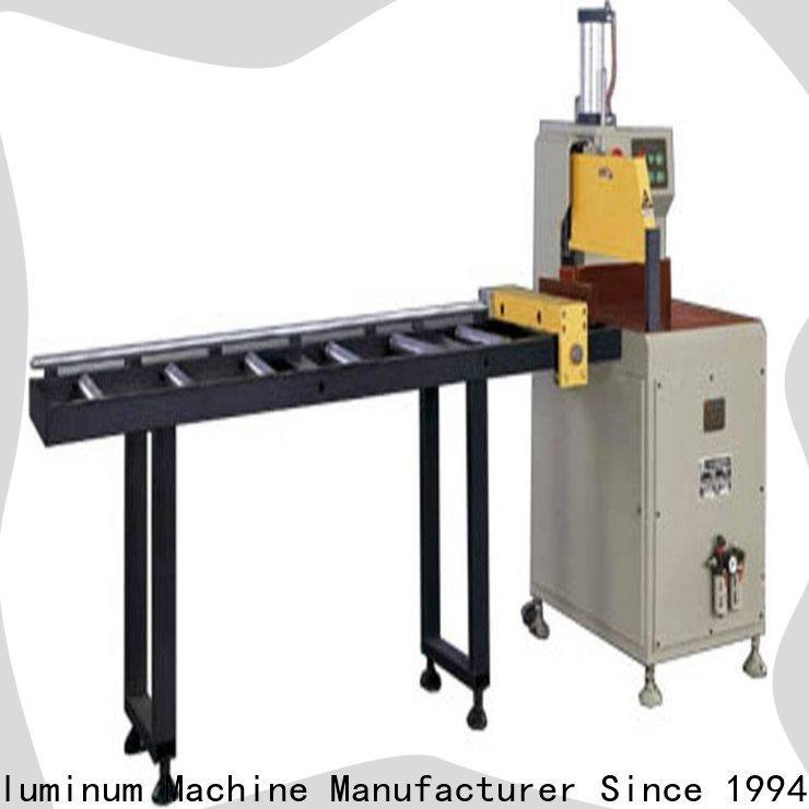 kingtool aluminium machinery cutting cnc machine price for aluminum door in plant