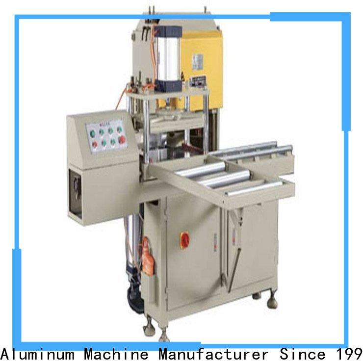 kingtool aluminium machinery trimming sanitary aluminum cutting machine from China for engraving