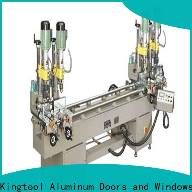first-rate Aluminium Drilling Machine drilling with many colors for PVC sheets