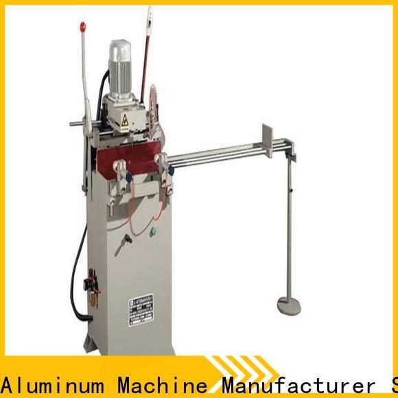 kingtool aluminium machinery profile aluminium copy router machine in different color for cutting
