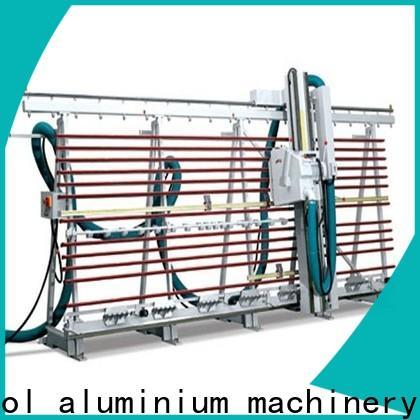 kingtool aluminium machinery inexpensive ACP Processing Machine for heat-insulating materials in plant
