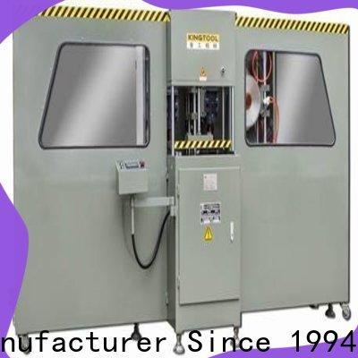 kingtool aluminium machinery multifunction aluminum milling machine at discount for PVC sheets
