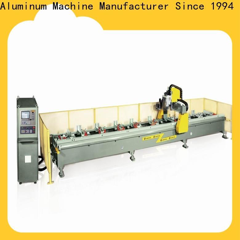kingtool aluminium machinery cnc aluminium cnc router customization for engraving