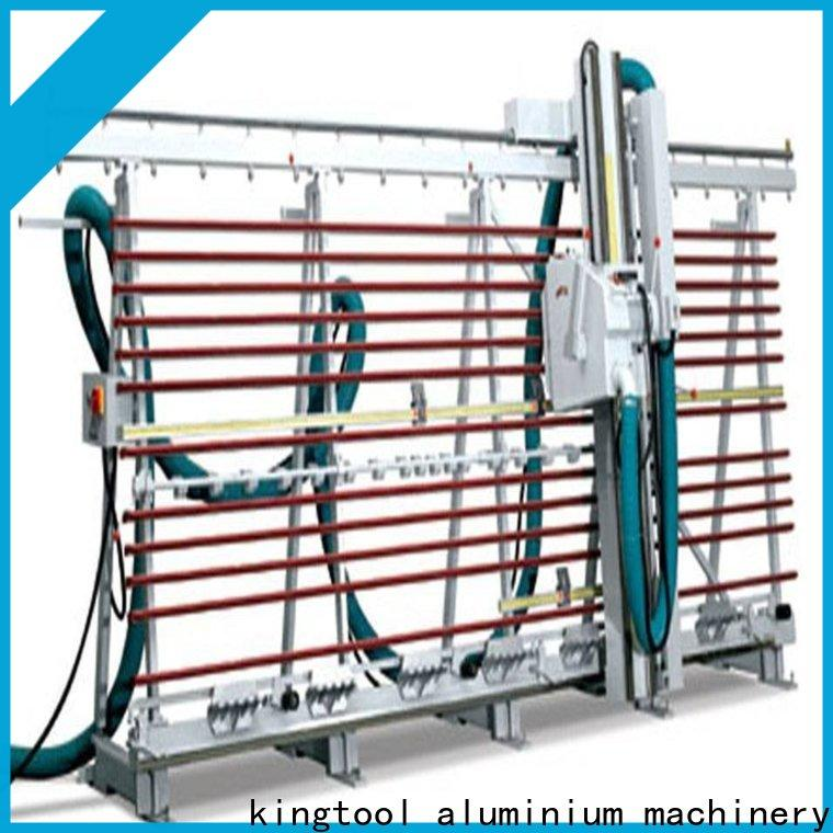 easy-operating acp sheet cutting machine saw for plastic profile in workshop