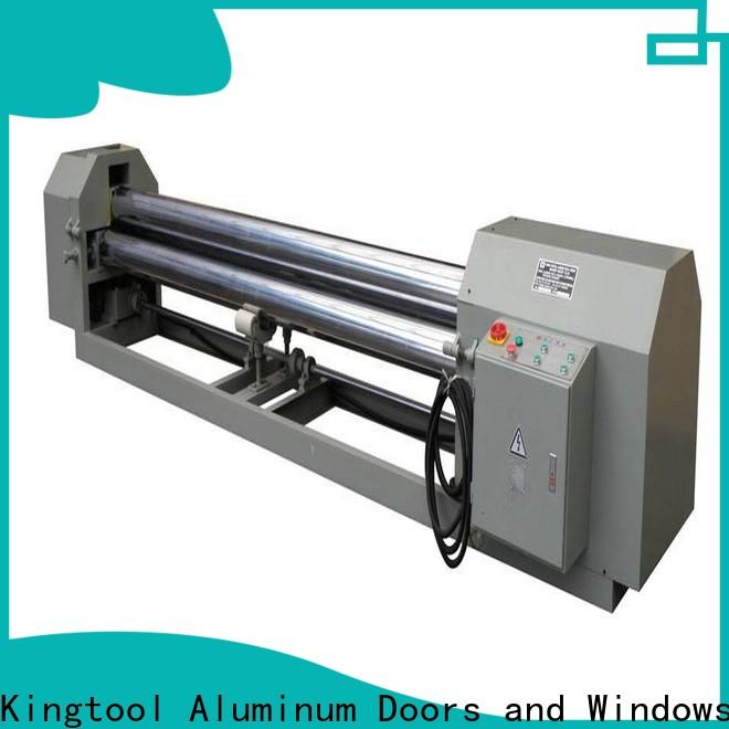 kingtool aluminium machinery best-selling aluminium tube bending machine marketing for milling