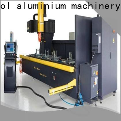 kingtool aluminium machinery machining cnc router price inquire now for steel plate