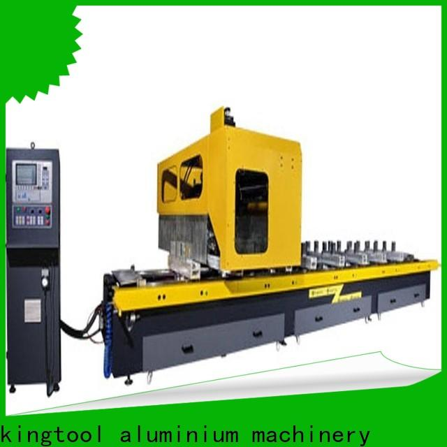 kingtool aluminium machinery cutting cnc router reviews wholesale for steel plate