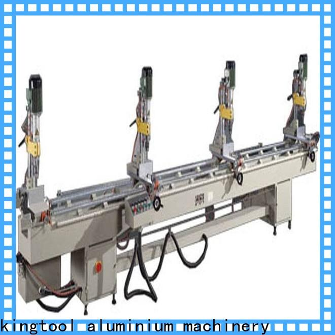 kingtool aluminium machinery material core drilling machine with good price for tapping