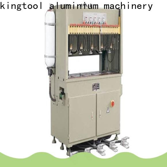 precise aluminum punching machine profile factory price for tapping