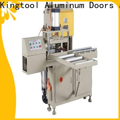 adjustable sanitary aluminum cutting machine display in different color for milling