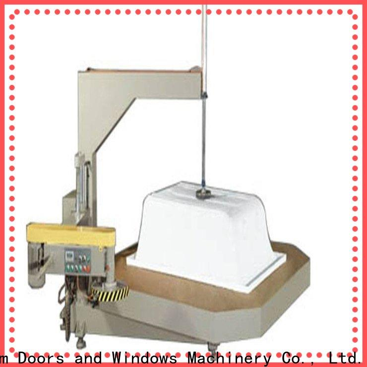 kingtool aluminium machinery materials sanitary aluminum cutting machine with good price for cutting