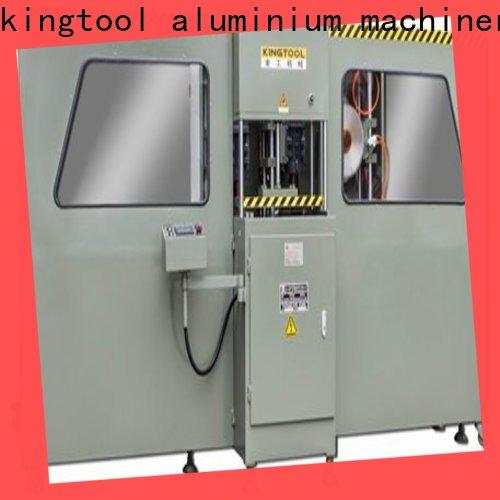 adjustable curtain wall machine hydraulic free design for engraving