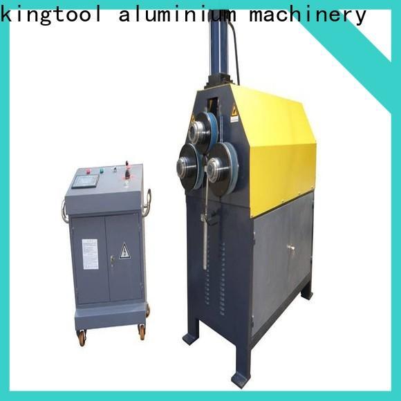 kingtool aluminium machinery best-selling aluminum bending machine inquire now for metal plate