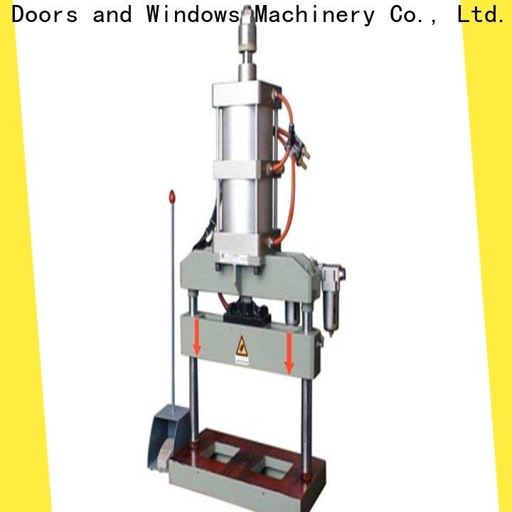 kingtool aluminium machinery adjustable automatic punching machine factory price for steel plate