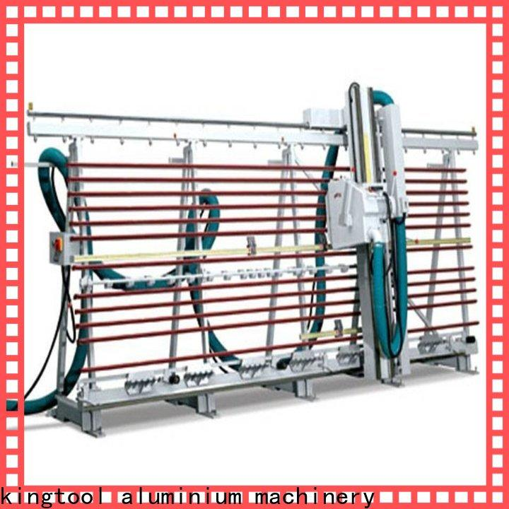 kingtool aluminium machinery adjustable acp sheet making machine for aluminum door in factory