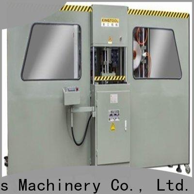 kingtool aluminium machinery accurate curtain wall machine factory price for milling