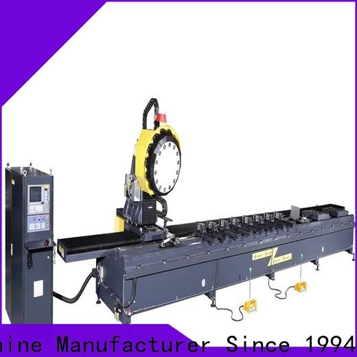 durable digital display double head saw wall at discount for metal plate