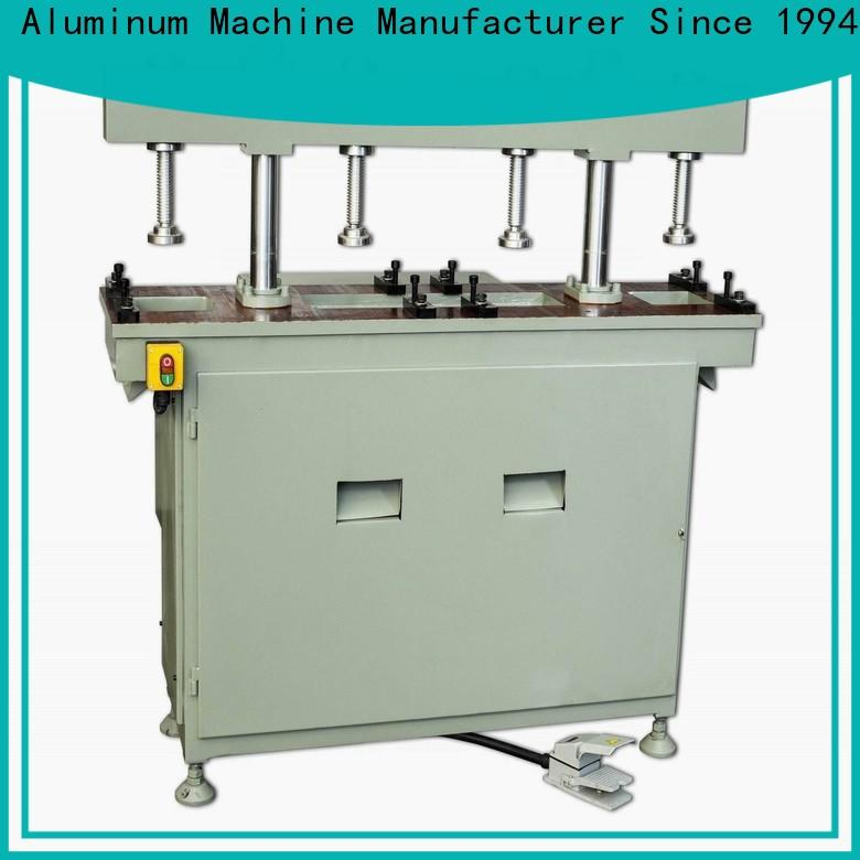 accurate aluminum hole punching machine machine factory price for engraving