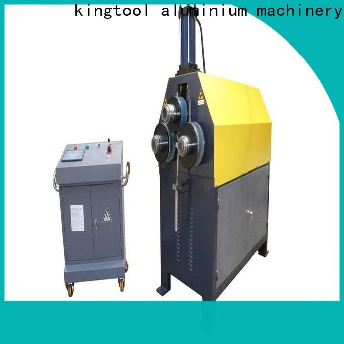 kingtool aluminium machinery accurate aluminum bender for sale assurance for grooving