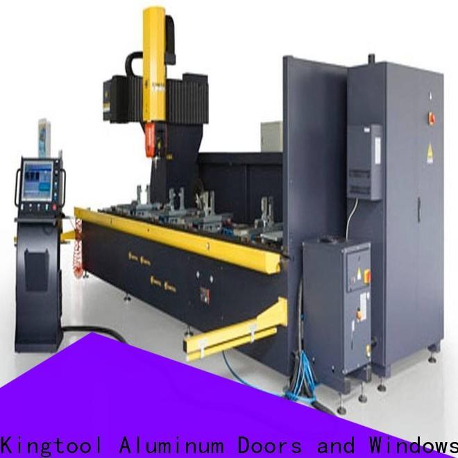 kingtool aluminium machinery machine aluminium cnc router wholesale for engraving