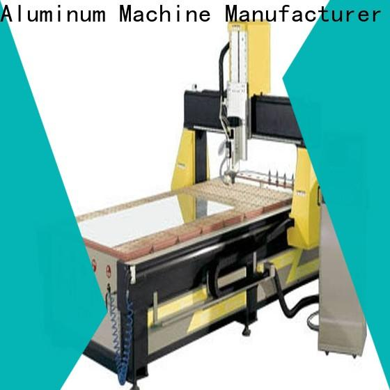 kingtool aluminium machinery adjustable cnc router reviews from China for PVC sheets