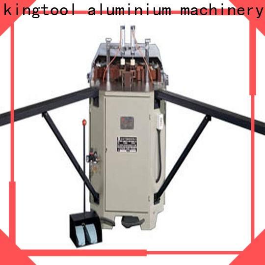 kingtool aluminium machinery crimping aluminium crimping machine bulk production for engraving