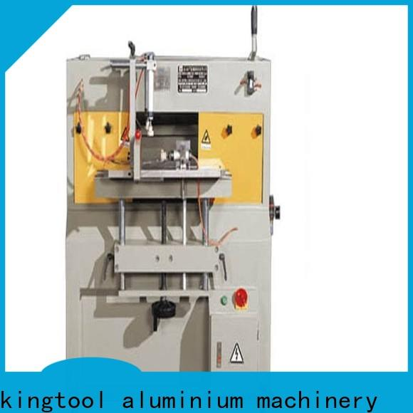 accurate cnc aluminum milling machine curtian factory price for milling