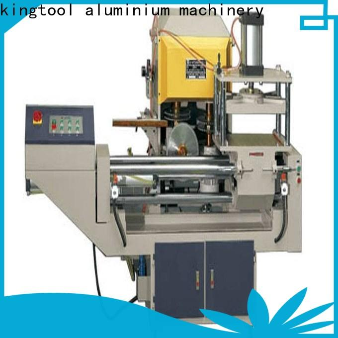kingtool aluminium machinery curtian cnc milling machine for sale bulk production for grooving