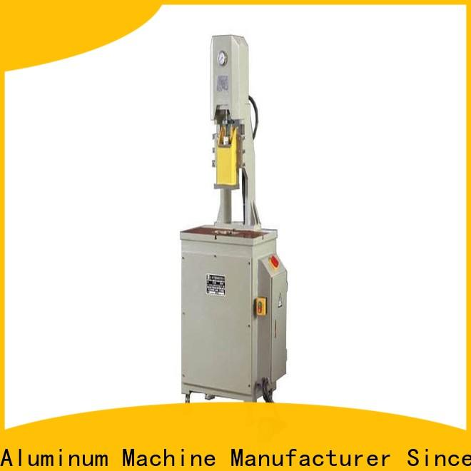 kingtool aluminium machinery best-selling aluminum punch press order now for tapping