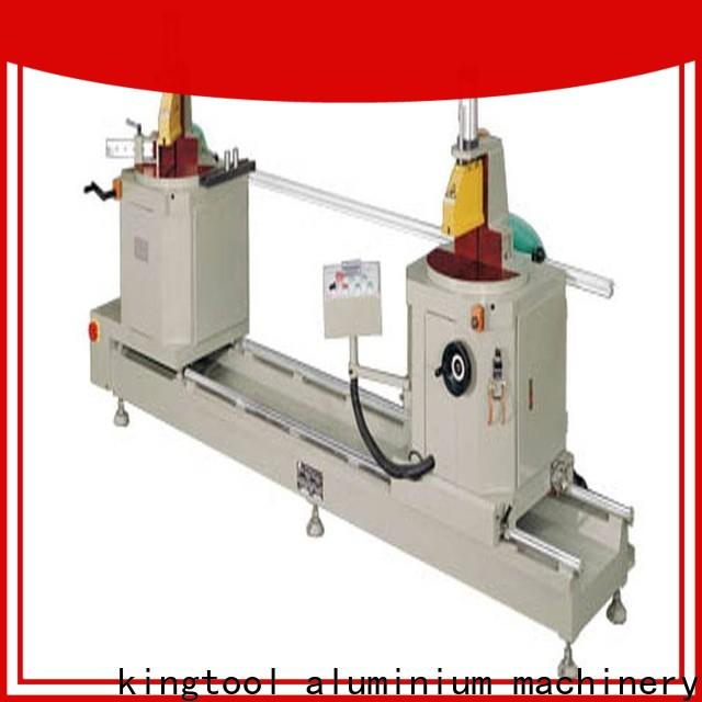 eco-friendly sanitary aluminum cutting machine display directly sale for steel plate
