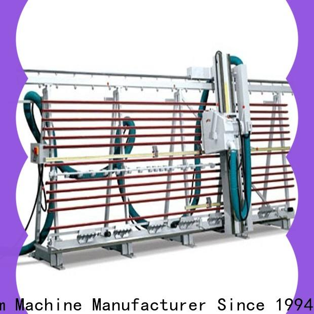 kingtool aluminium machinery vertical aluminium composite milling machine for curtain wall materials in factory