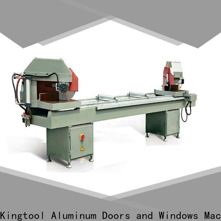 best-selling aluminium section cutting machine profiles for aluminum curtain wall in plant