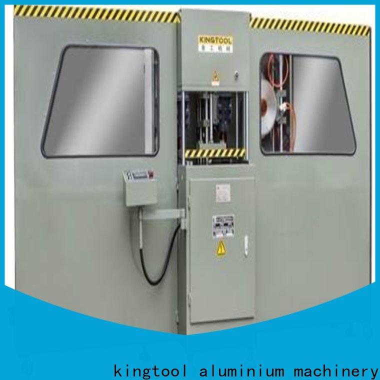 kingtool aluminium machinery machines aluminium composite milling machine inquire now for PVC sheets