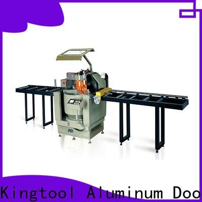 kingtool aluminium machinery wall single head saw from manufacturer for steel plate