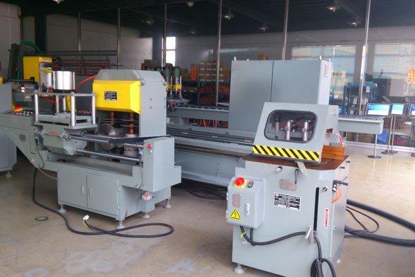 Equipamento de processamento de alumínio