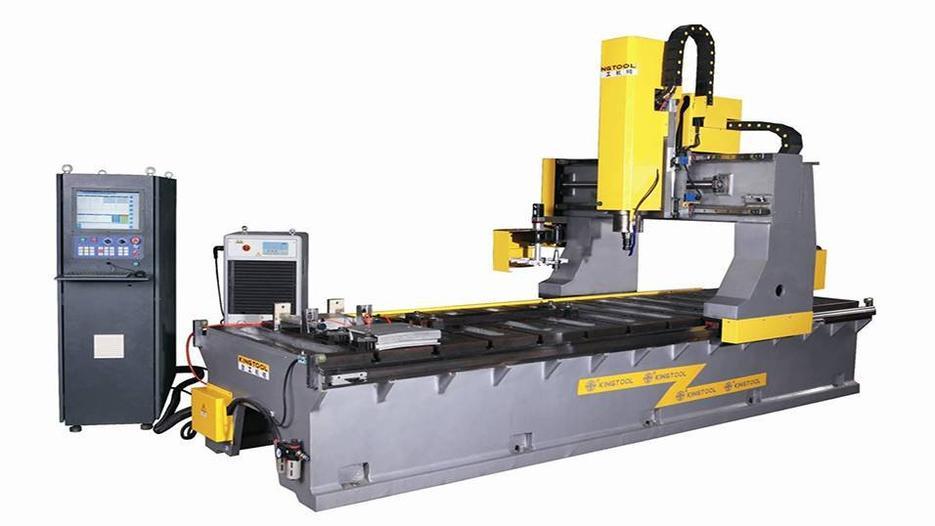 KT-Z400 Friction Stir Welding Machine for Aluminum Profile