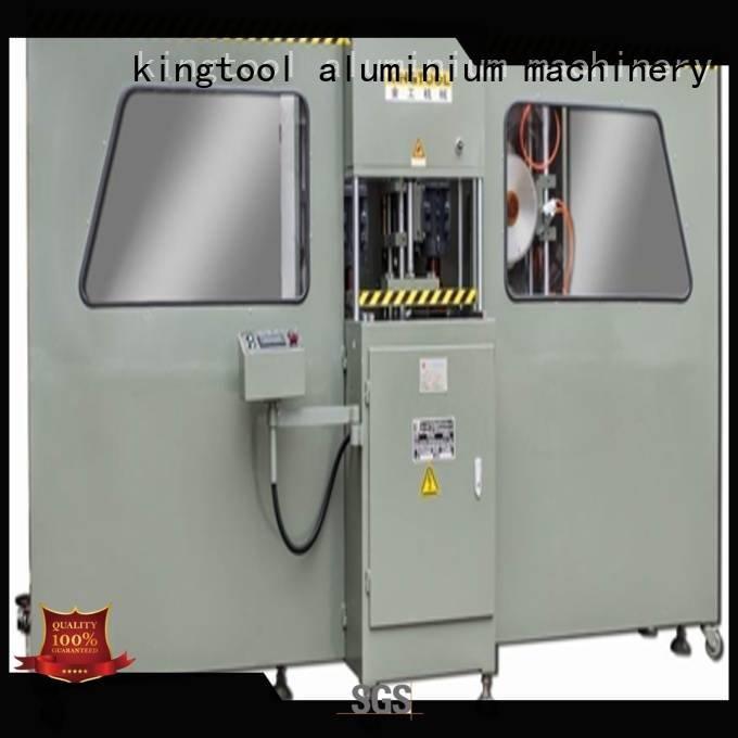 aluminium press machine 2axis wall kingtool aluminium machinery Brand