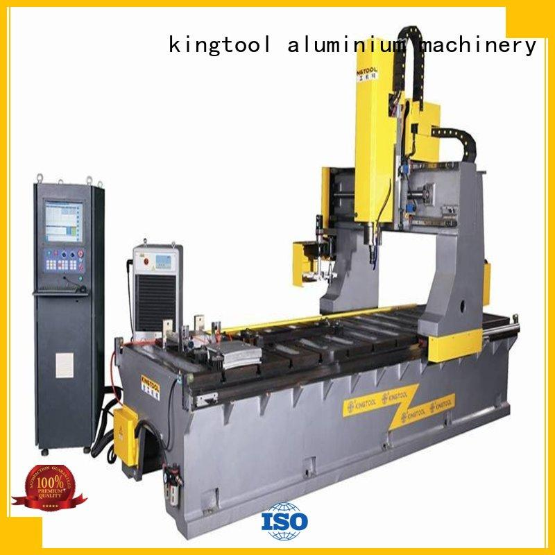 kingtool aluminium machinery best-selling aluminum welding machine for sale bulk production for metal plate