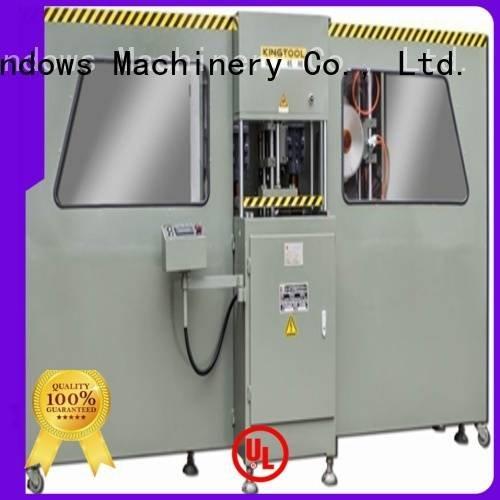 machine end aluminium press machine kingtool aluminium machinery