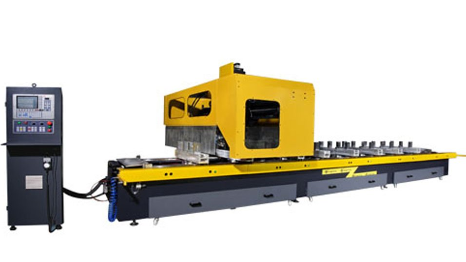 kingtool aluminium machinery CNC Machining Center kT-850 New Products image3