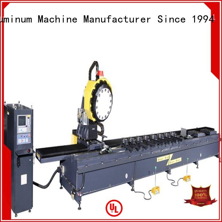 kingtool aluminium machinery accurate single head saw free quote for metal plate